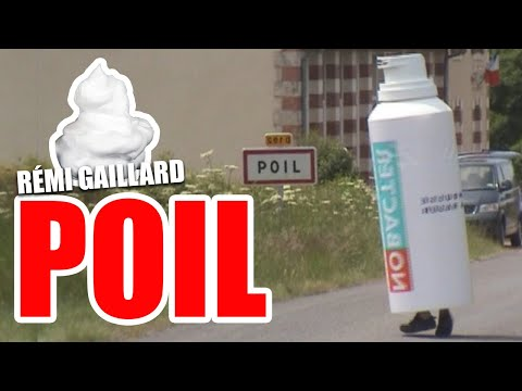 POIL / BODY HAIR (REMI GAILLARD)