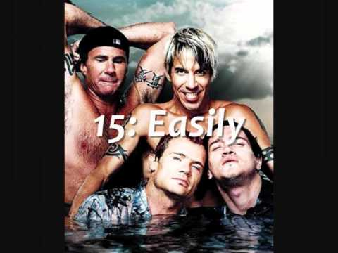 My Top 20 Red Hot Chili Peppers Songs