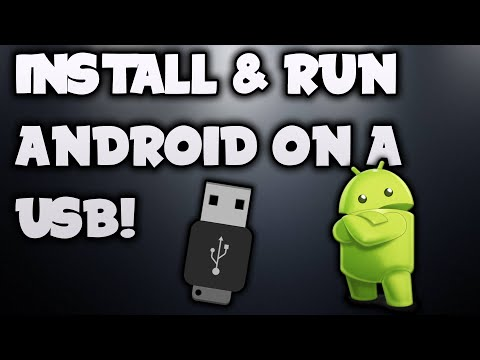 How To Install And Run Android x86 From A USB