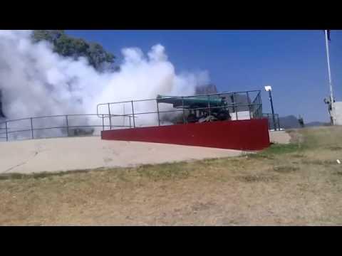 The Noon Gun Big Bang, Cape Town