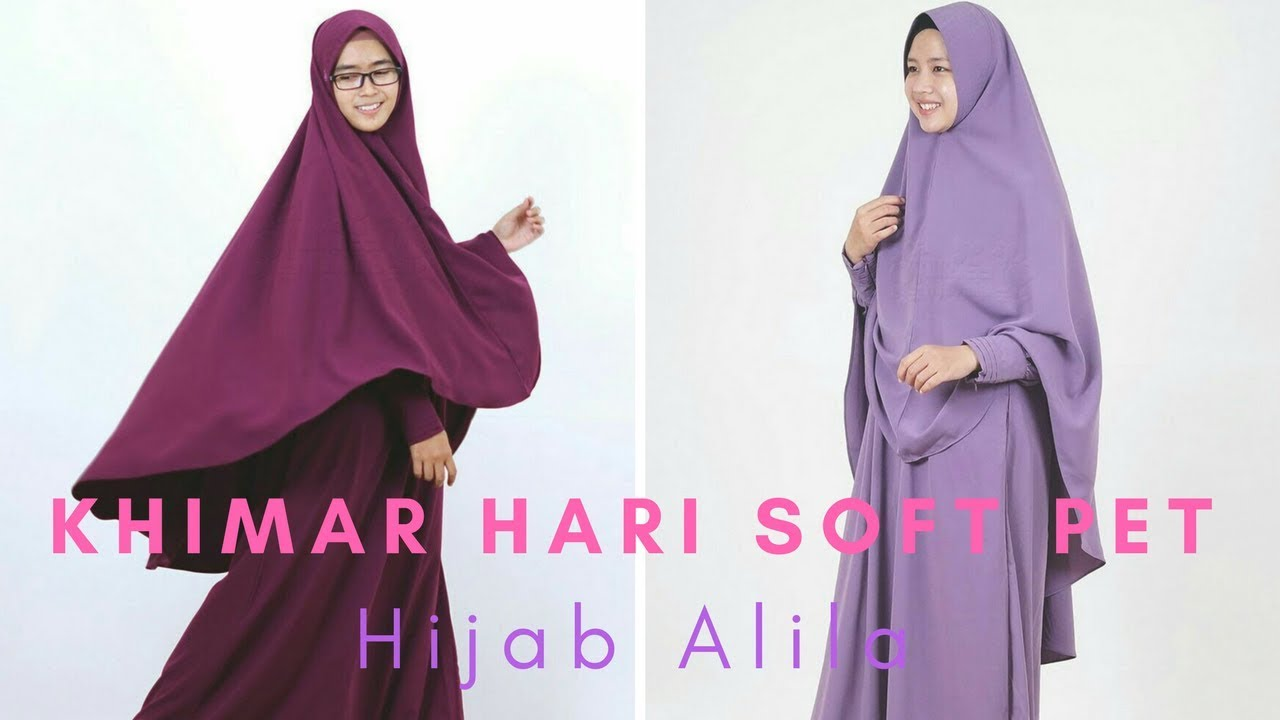 Warna Baru Khimar Hari Soft Pet By Hijab Alila Youtube Gamis Panjang Pinguin Gamishari Gamissyari