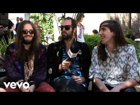 Crystal Fighters - Crystal Fighters Summer Six at The Great Escape Interview