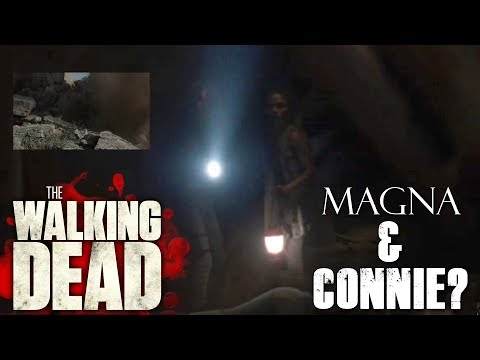 The Walking Dead Season 10 E10 Live Stream  - Will Magna & Connie Survive?