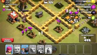 Lets play clash of clans ClanKrieg teil #2