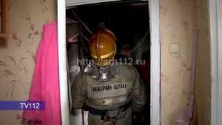 Взрыв газа в общежитии на ул Тимме 27 в Архангельске