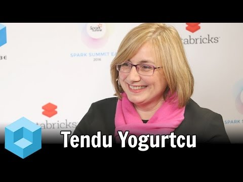 Tendu Yogurtcu – Spark Summit East 2016 – #SparkSummit – theCUBE