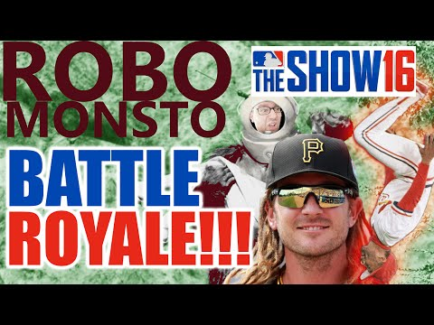 MLB The Show 16 Diamond Dynasty E19 | BATTLE ROYALE - OZZIE SMITH FLIP!