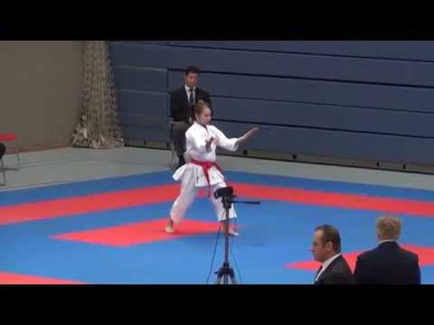 Karate1 Salzburg - Grace Lau - ANAN