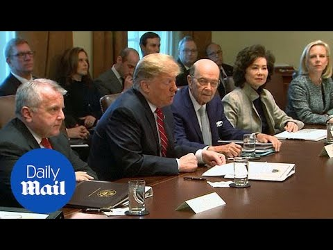 Trump could allow the March 1 trade deadline 'slide'