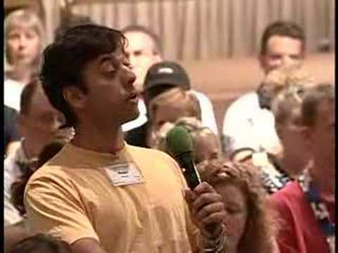 Tony Robbins Reaction on 9/11