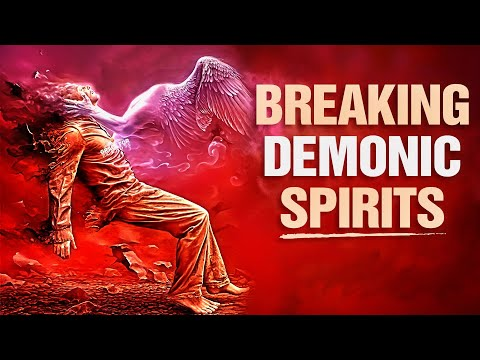 You Have Authority From God To Break Every Stronghold and Dark Influence