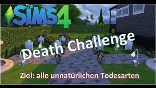 Intro: Stirb, du Sim! - Alle unnatürlichen Todesarten - #1 Die Sims 4: Let