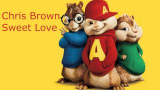 alvin and the chipmunks sweet love by chris brown