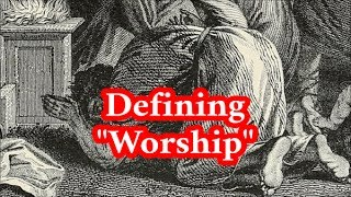 """What Does """"Worship"""" Mean? Mp3"""