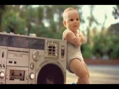 TÉLÉCHARGER EVIAN BABY DANCE BLACK EYED PEAS PUMP IT