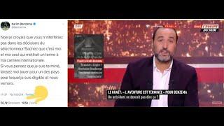 Karim Benzema - Peut-il joueur pour un autre pays ? Algérie , Espagne ?