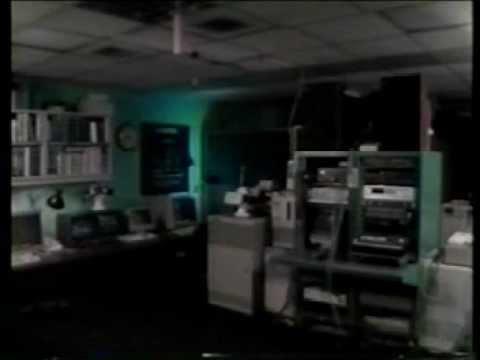 NASA Virtual Environment Workstation, VIEW, Ames Research Center 1989