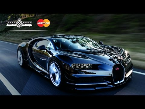 1500hp Bugatti Chiron: The World's Fastest Hypercar