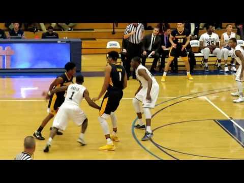 Quinnipiac Bobcats vs Saint Peter's Peacocks - Men's Basketball Video Highlights - January 09, 2017