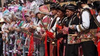 hmongworld sib tw nce ntoo ncej ntxheb ntxhais nkauj ntsuab hmoob tiab tsho nyob suav teb