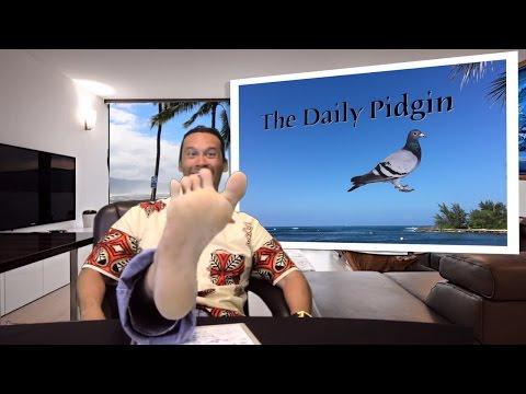 Daily Pidgin with Kaleo Pilanca #118 Filipino Words