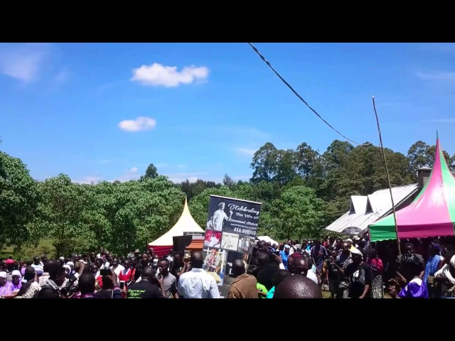 A very sad Day for Churchill and His ChurchillShow Comedians Prt 3