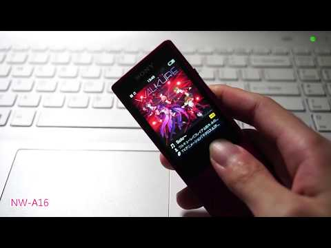 How to create a playlist on Walkman NW-ZX300  Cantonese [Eng Sub]