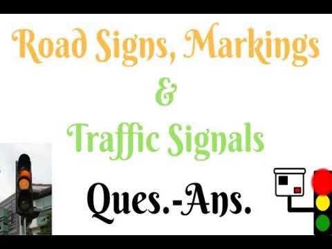 Traffic Signals &Road | Rules
