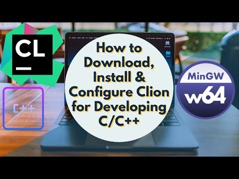 How To Download, Install, & Configure Clion IDE for Developing C/C++ thumbnail