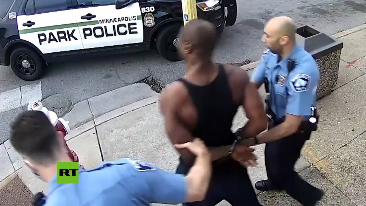 Así comenzó el arresto en el que murió el afroamericano George Floyd en EE.UU.
