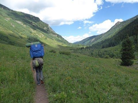 Adventure Vlog Colorado Chapter 5 - Conundrum Hot Springs