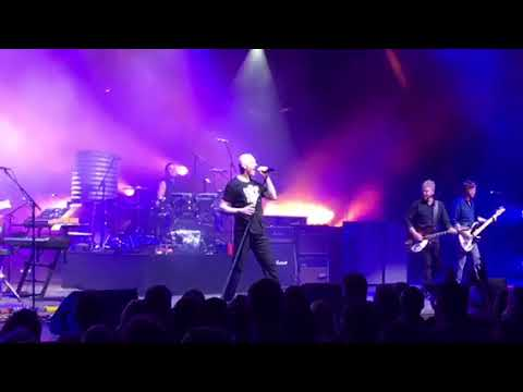 Midnight Oil, King of the Mountain live at the Myer Music Bowl