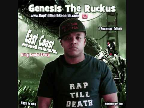 Shyne (Officer Rick Ross) Diss. Feat Genesis The Ruckus (Gangsters + Kingz) New Mix Tape. Out Now