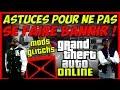 (ASTUCES)NE PAS SE FAIRE BANNIR SUR GTA 5 ONLINE!!! [1.37]
