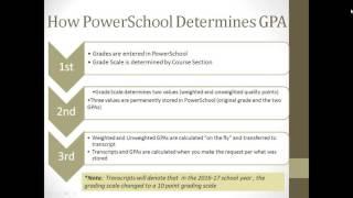 Scde 10 point grading scale webinar