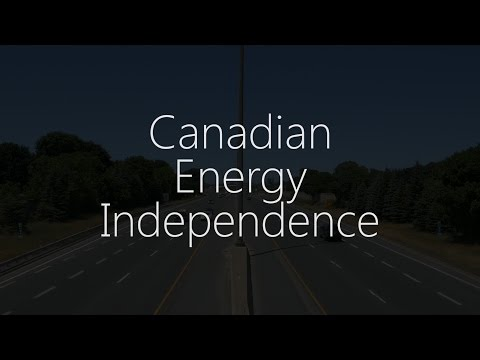 Canadian Energy Independence