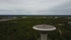 Turku - Runosmäki view with DJI Mavic