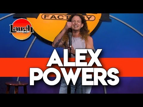 Alex Powers | Neighborly Love | Stand Up Comedy
