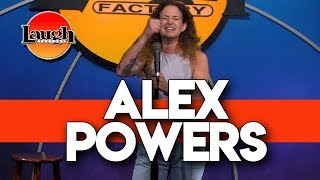 connectYoutube - Alex Powers   Neighborly Love   Stand Up Comedy