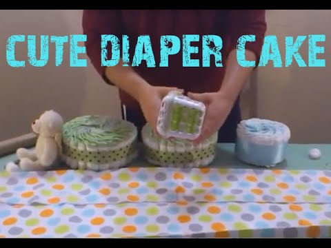 John deere tractor diaper cake tutorial youtube publicscrutiny Image collections