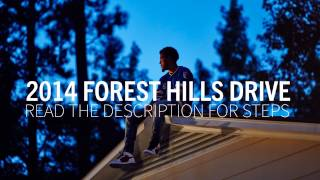 J Cole - Forest Hills Drive Free Album Download