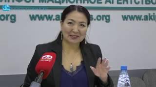 """Анара Султангазиева: """"Көмүрдөн газ, электр энергиясына өтүшүбүз керек"""""""