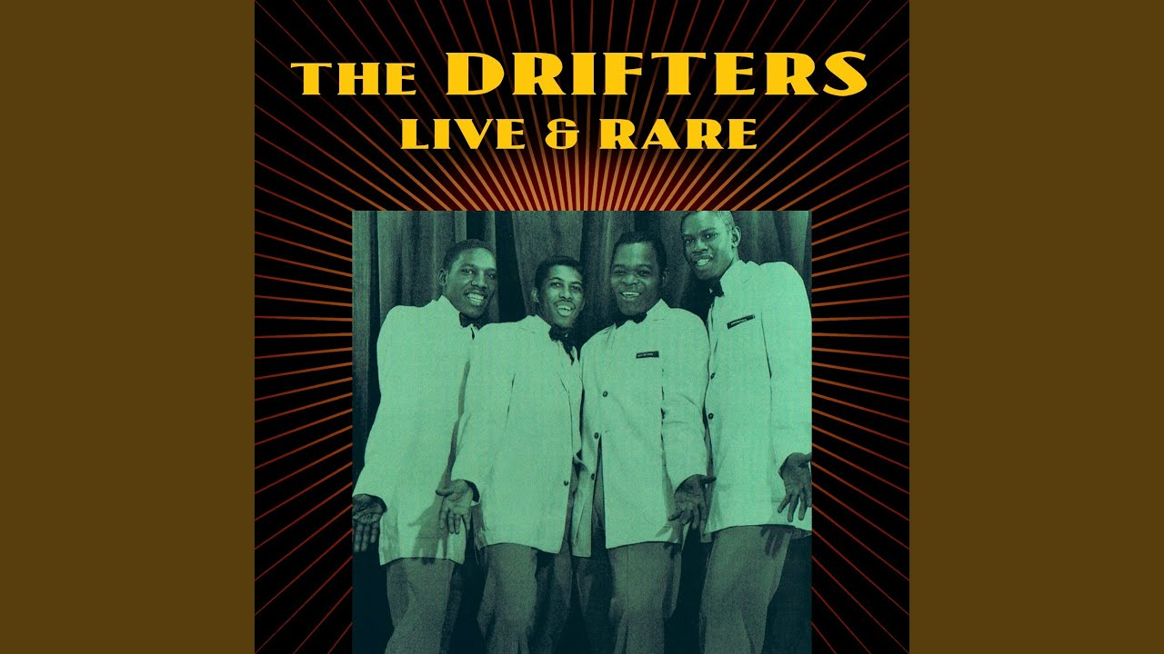 The Drifters White Christmas.White Christmas
