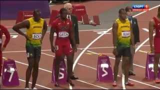 Усейн болт  Олимпиада 2012