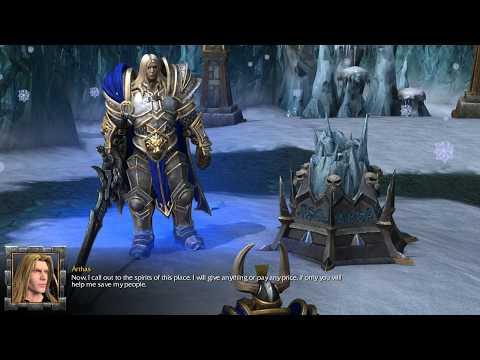 Warcraft 3 Reforged: Frostmourne (Beta)