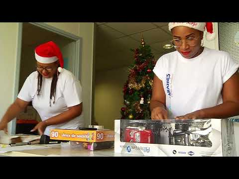 Making Of du Noël solidaire à Saint-Martin !