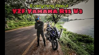 Most Powerful 150cc Bike in India (Stock) | YZF Yamaha R15 V3 | Vlog 23
