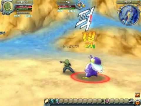 Dragonball Online Gameplay 9 - 15/9/2009