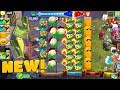 Plants vs Zombies 2 NEW Multiplayer Battlez - New Update - Win Strategy with Plants Gameplay