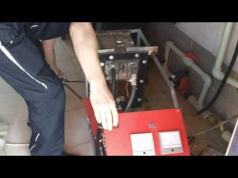 видео: Отопление дома водородом!